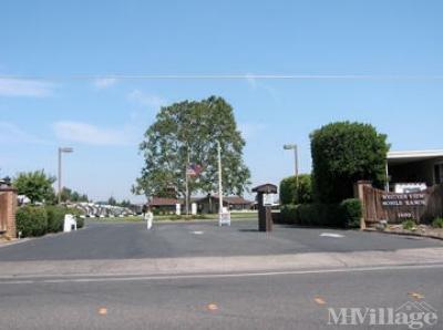 Mobile Home Park in Turlock CA