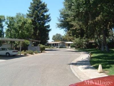 Mobile Home Park in Visalia CA