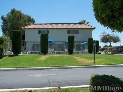 Mobile Home Park in Pico Rivera CA