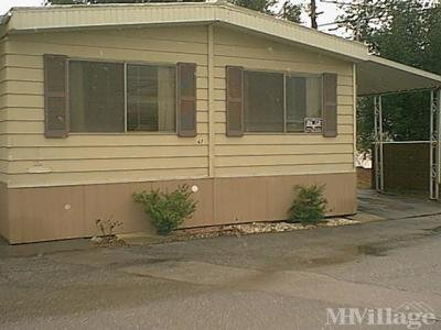 Mobile Home Park in Yucaipa CA