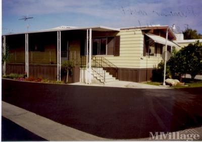 Mobile Home Park in Milpitas CA