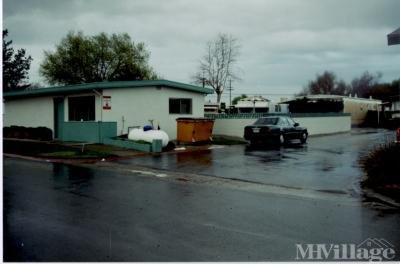 Mobile Home Park in Oakley CA