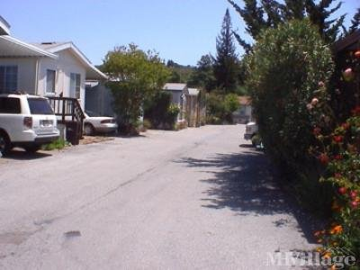 Mobile Home Park in Scotts Valley CA