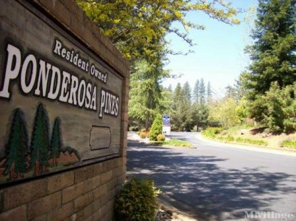 Photo of Ponderosa Pines Mobile Home Village, Grass Valley, CA