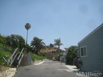 Mobile Home Park in Pacific Palisades CA