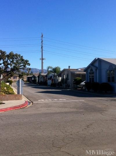 Mobile Home Park in Lake View Terrace CA