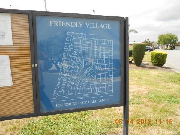 Photo of Friendly Village Mobilehome Park, Milpitas, CA