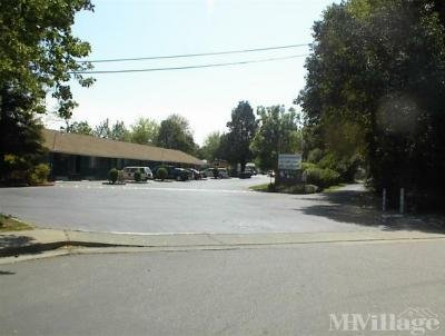Mobile Home Park in Davis CA