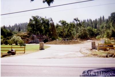 Mobile Home Park in Penn Valley CA