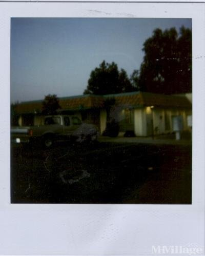 Mobile Home Park in Corcoran CA