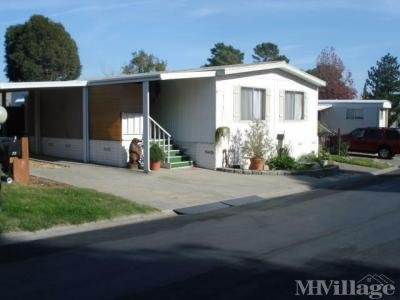 Mobile Home Park in Fairfield CA