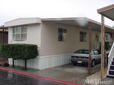 Mobile Home Park in Morgan Hill CA