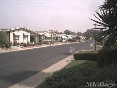 Mobile Home Park in Reedley CA