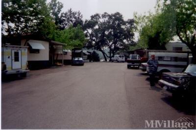 Mobile Home Park in Redding CA