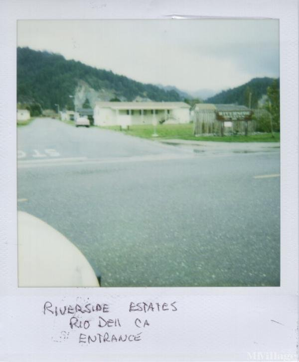 Photo of Riverside Estates, Rio Dell, CA
