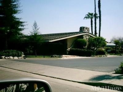 Mobile Home Park in Selma CA