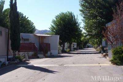 Mobile Home Park in Newhall CA