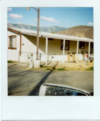 Mobile Home Park in Valley Center CA