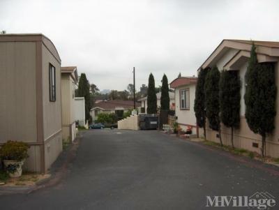 Mobile Home Park in La Mesa CA