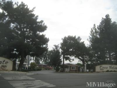 Mobile Home Park in Rancho Cucamonga CA