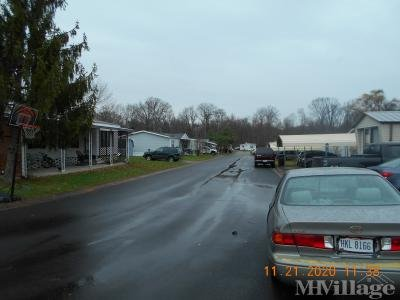 Mobile Home Park in Pataskala OH