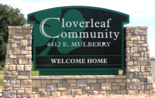 Entrance to our Community