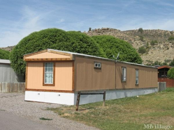Cottonwood Springs Park Mobile Home Park in Rifle, CO