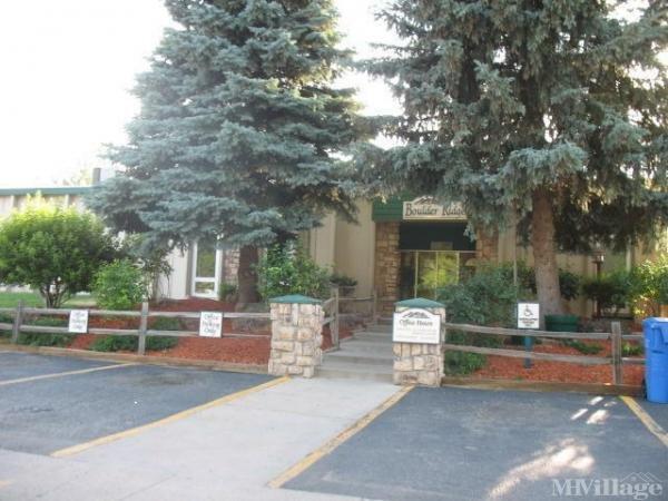 Photo of Boulder Ridge Mobile Home Park, Lafayette, CO