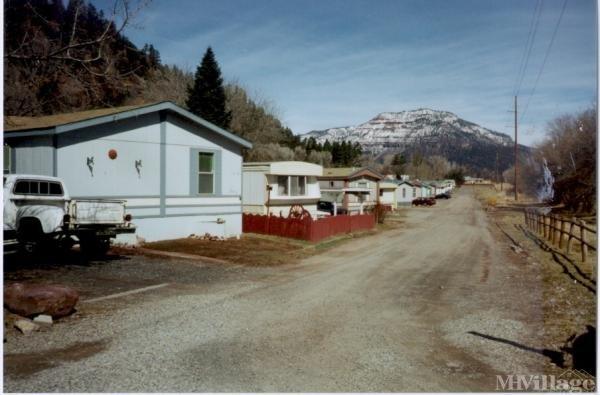 Durango North Village Mobile Home Park in Durango, CO