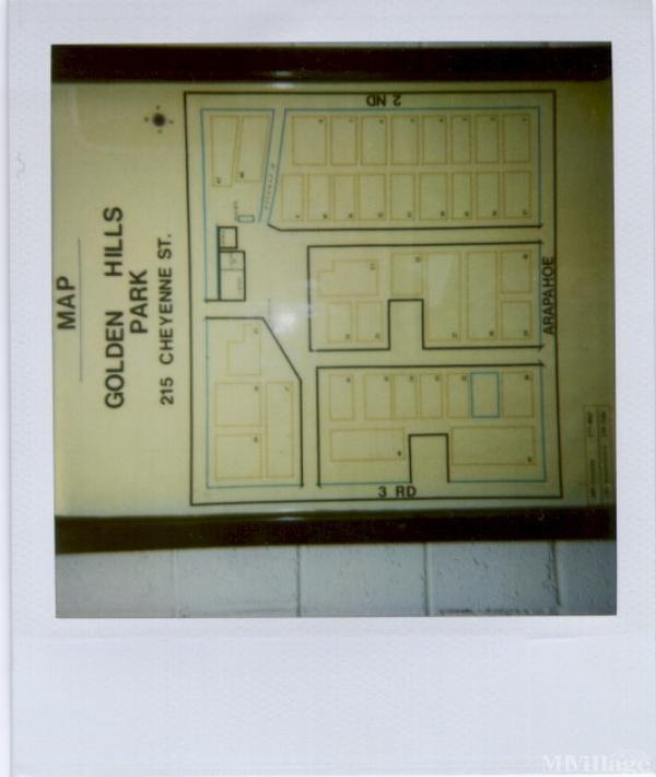 Golden Hills Park For Mobile Homes Mobile Home Park in Golden, CO