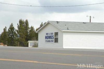 Mobile Home Park in Leadville CO