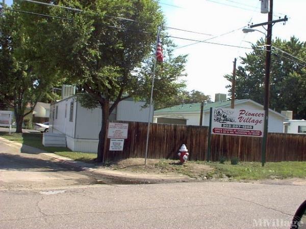 Photo of Pioneer Village Mobile Home Park, Denver, CO