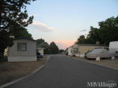 Mobile Home Park in Longmont CO