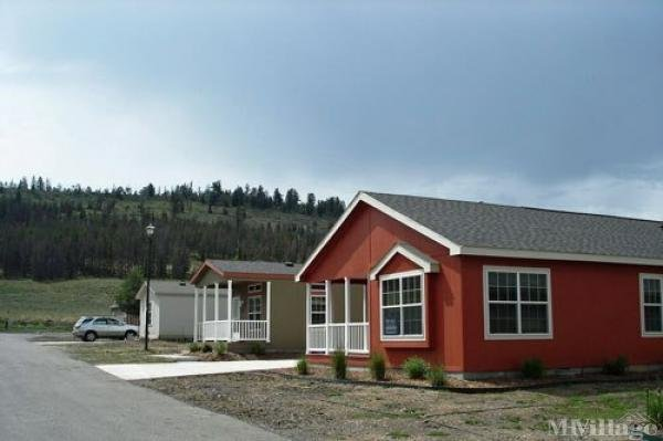 Swan Meadow Village Mobile Home Park in Dillon, CO