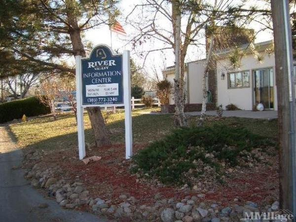 Photo of River Valley Village Mobile Home Community, Longmont, CO