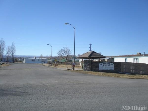 Northbrook Villas Mobile Home Park in Montrose, CO