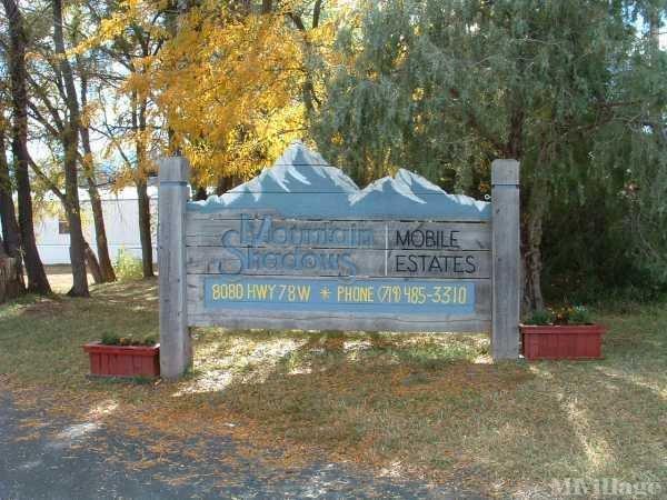 Mountain Shadows Mobile Estates Mobile Home Park in Beulah, CO