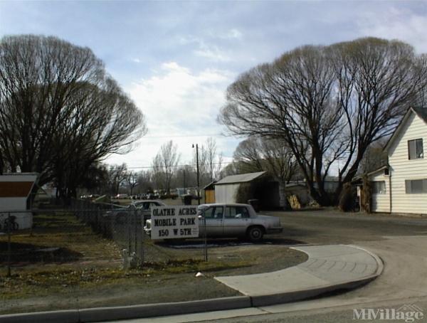 Photo of Olathe Acres Mobile Home Park, Olathe, CO