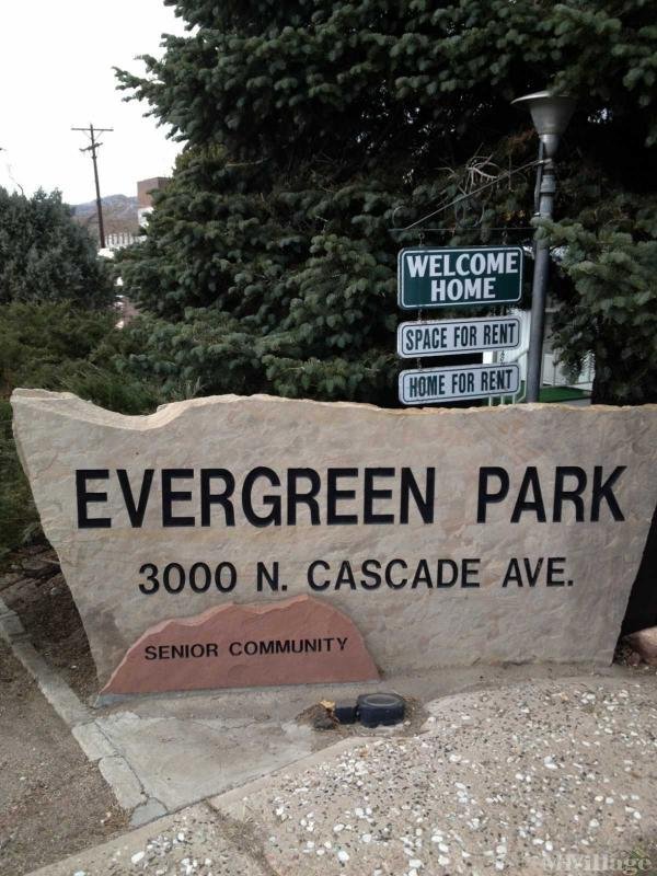 Photo of Evergreen Mobile Home Park, Colorado Springs, CO