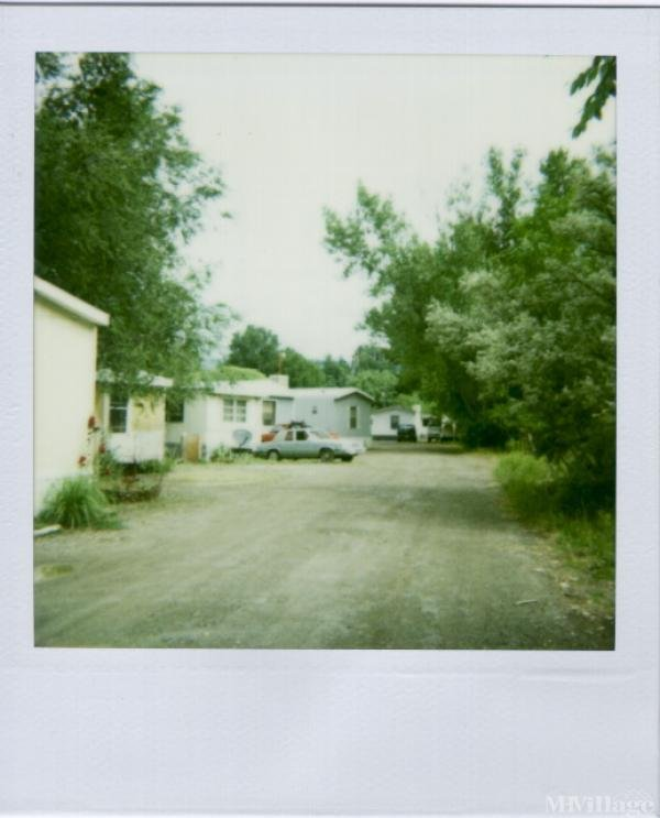 Circle S Mobile Home Haven Mobile Home Park in Hotchkiss, CO