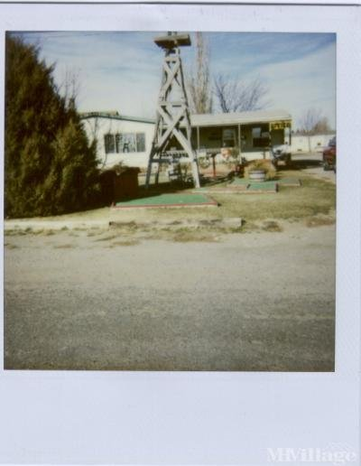 Mobile Home Park in Stratton CO