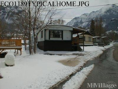 Mobile Home Park in Ouray CO
