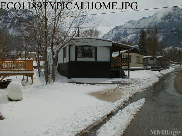 Photo of 4-j Trailer Court, Ouray, CO