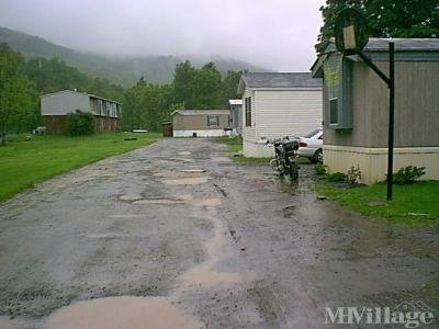 Mobile Home Park in Hallstead PA