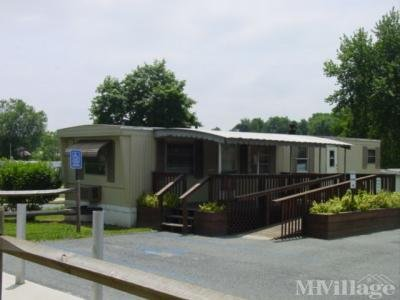 Mobile Home Park in Bear DE