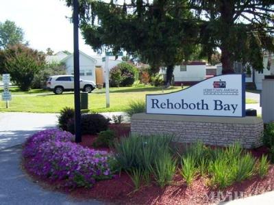 Mobile Home Park in Rehoboth Beach DE