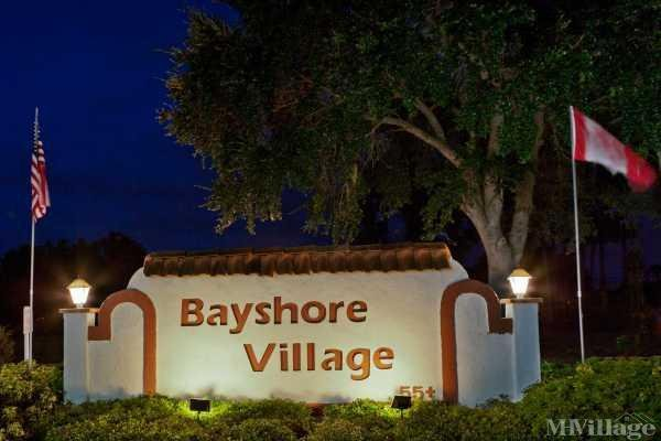Bayshore Village Mobile Home Park in North Fort Myers, FL