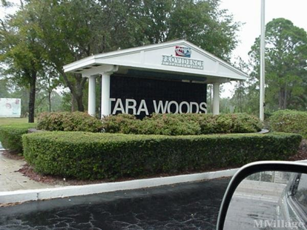 Tara Woods Mobile Home Park in North Fort Myers, FL