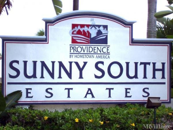 Photo of Sunny South Estates, Boynton Beach, FL