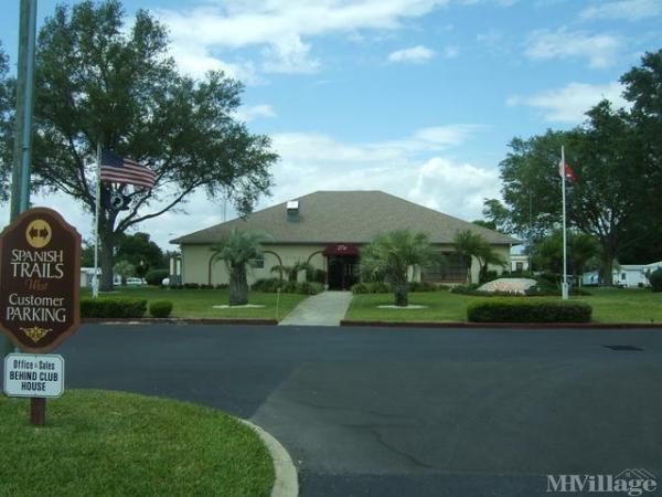 Photo 1 of 2 of park located at 7142 Piscina Street Zephyrhills, FL 33541